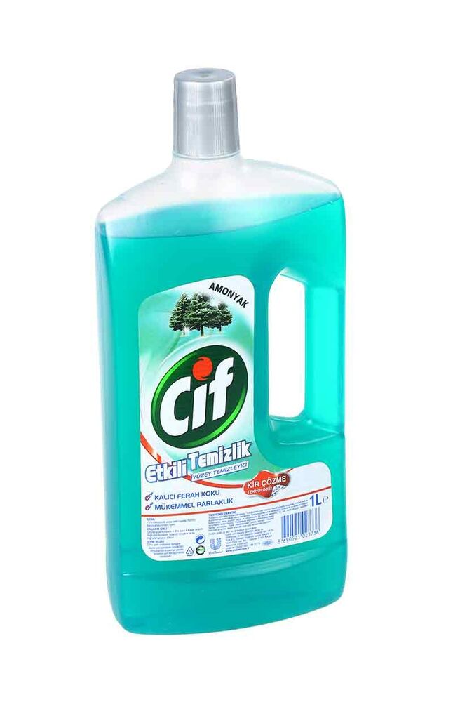 Image for Cif Oksi Jel 1 Litre Amonyaklı from Eskişehir