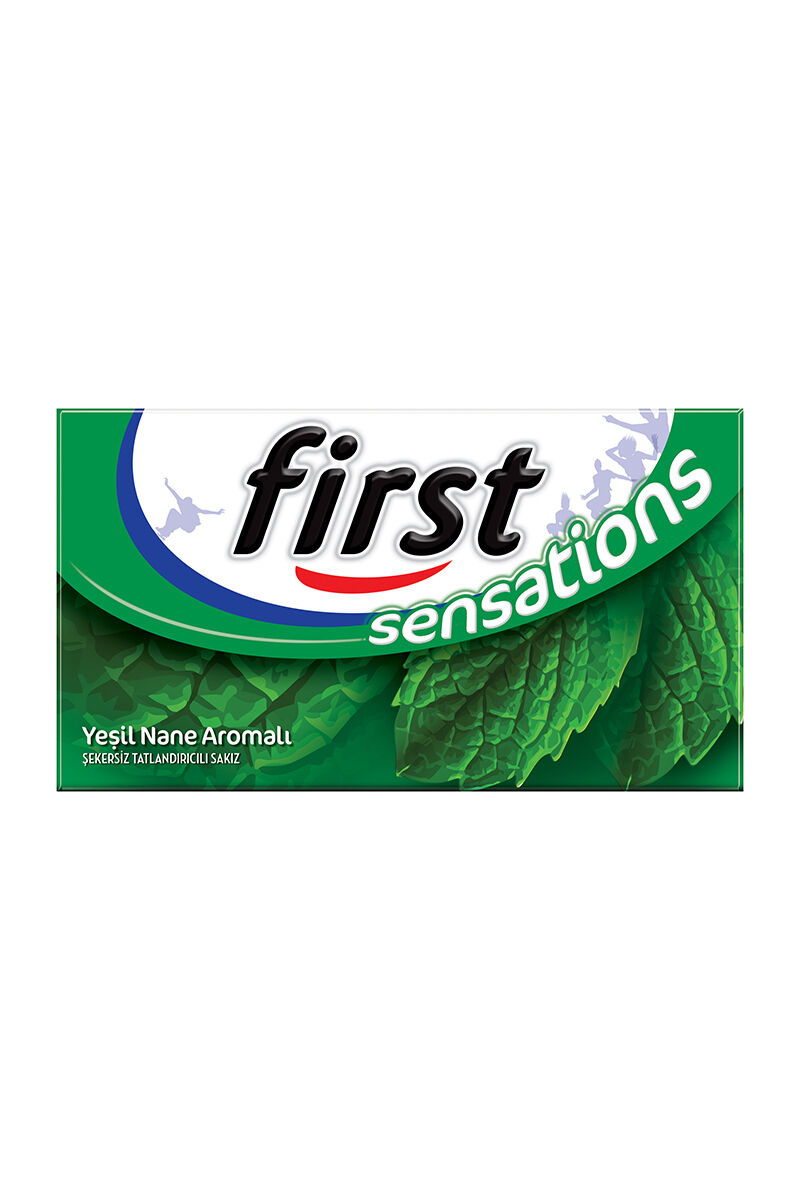 Image for First Sensations Yeşil Nane 27Gr. from Eskişehir