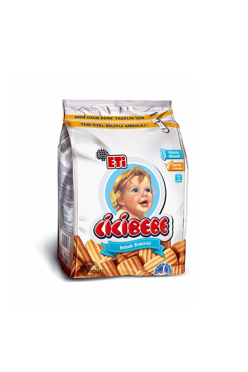 Image for Eti Cicibebe 800 Gr Torba from Eskişehir