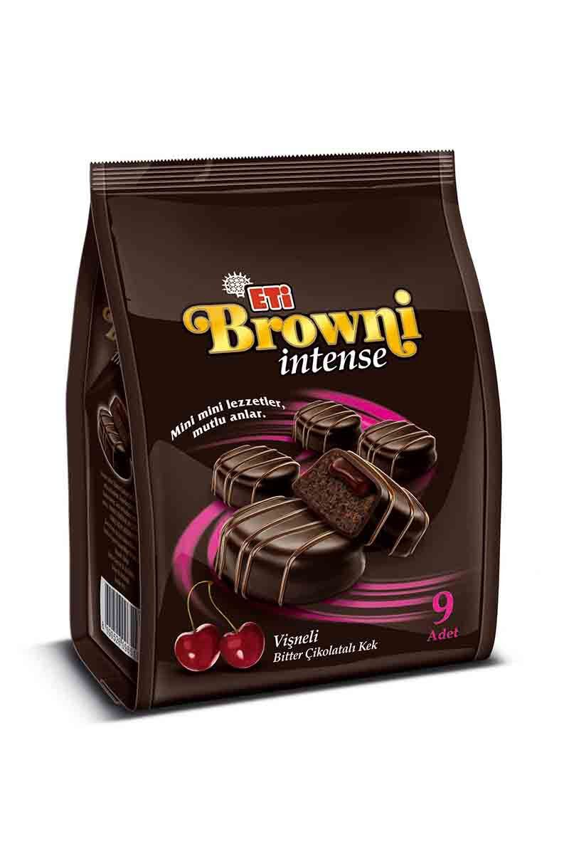 Eti Browni Intense Mini Vişneli 144 Gr