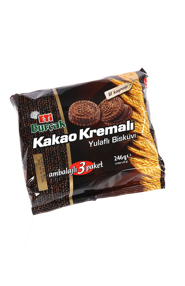 Image for Eti Burçak Kakaolu 246 gr. from Bursa