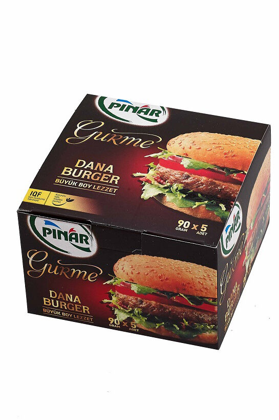 Image for Pınar Gurme Burger 450 Gr. from Kocaeli