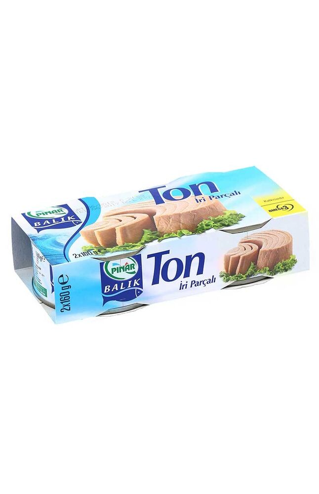 Image for Pınar Ton Balığı 2 X 160 Gr from Bursa