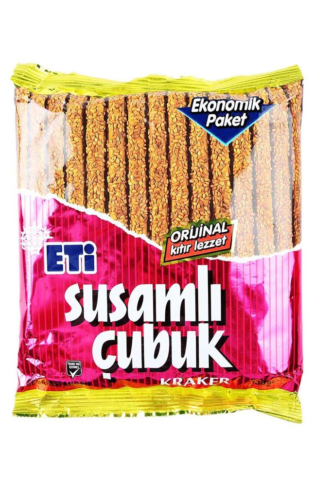 Image for Eti Susamlı Çubuk Kraker 120 Gr from Bursa