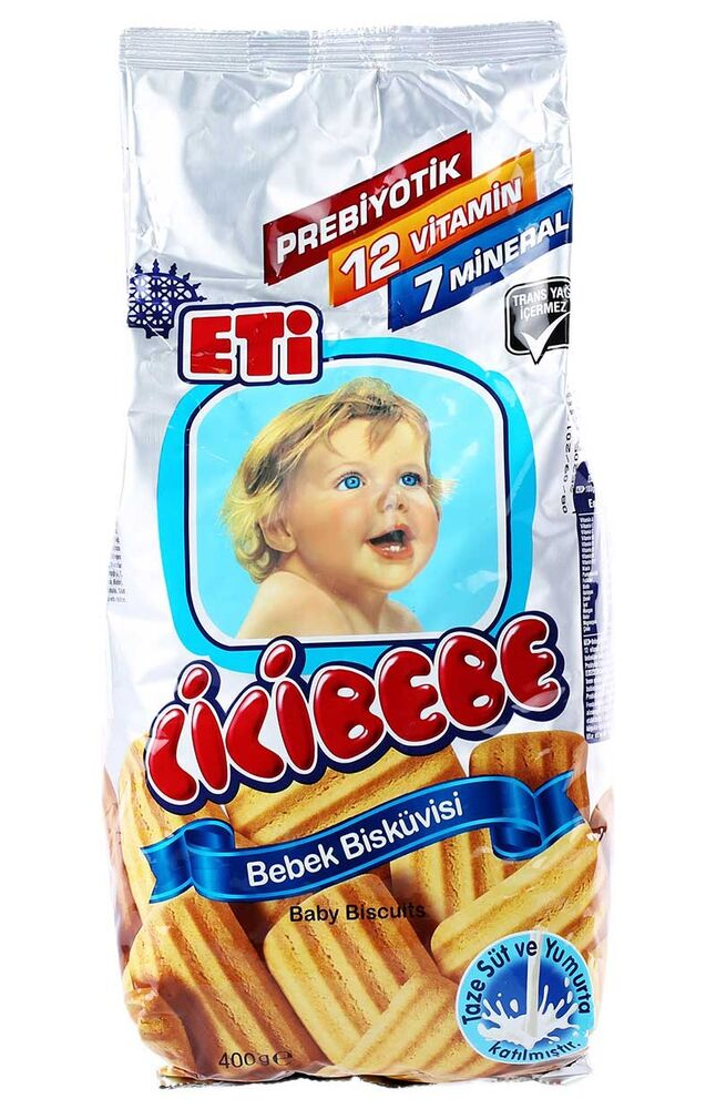Image for Eti Cicibebe Bisküvi 400Gr from Eskişehir
