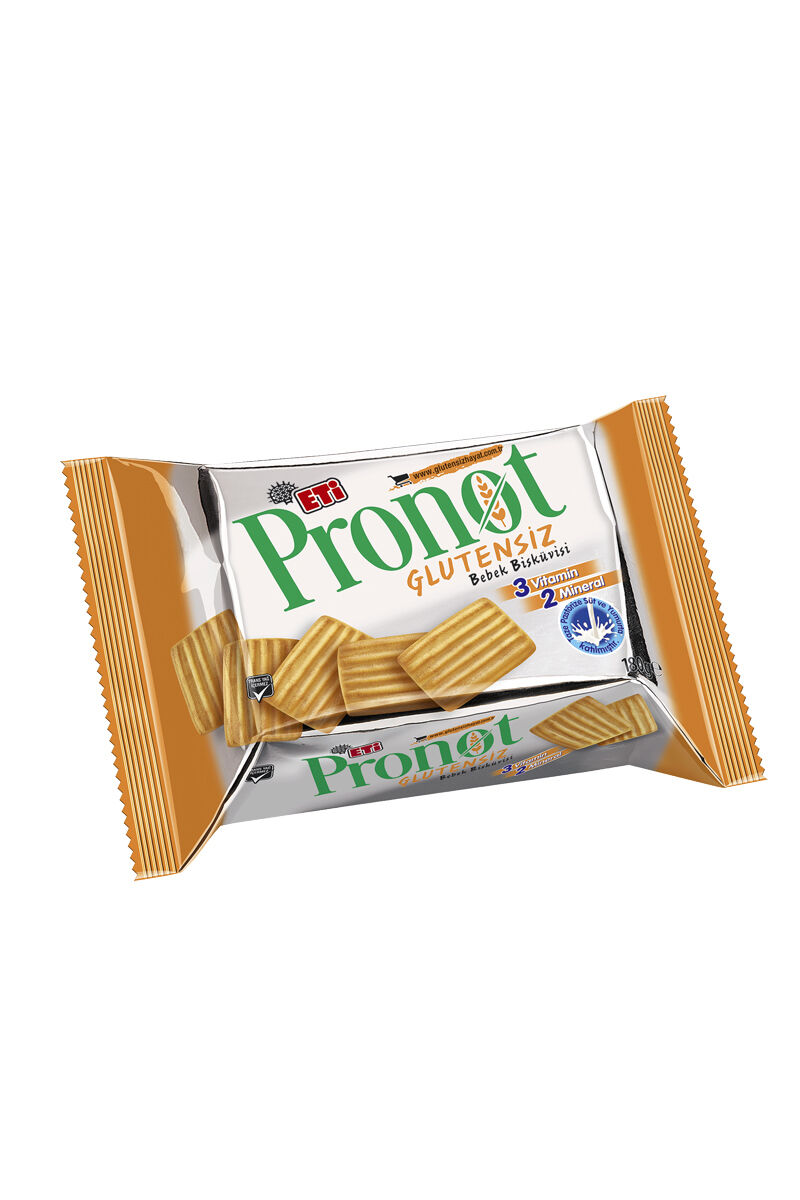Image for Eti Pronot Glutensiz Bebe Bisküvi 180Gr. from Antalya