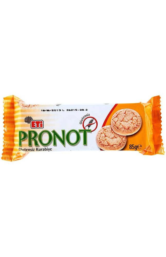 Image for Eti Pronot Glutensiz Bisküvi 85Gr from Kocaeli