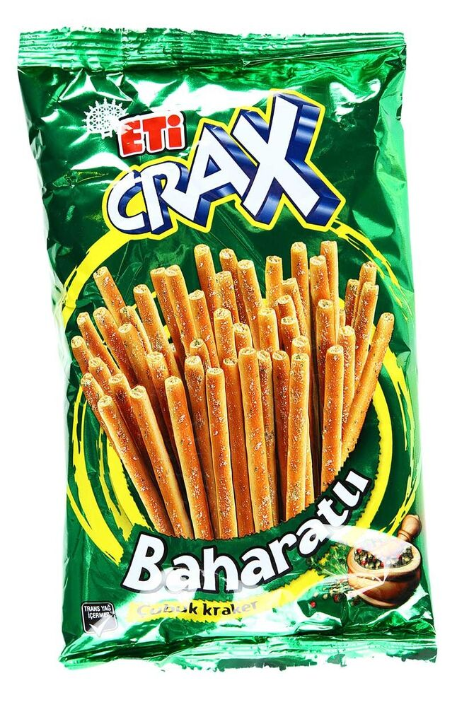 Image for Eti Crax 50Gr Baharatlı Çubuk Kraker from Bursa