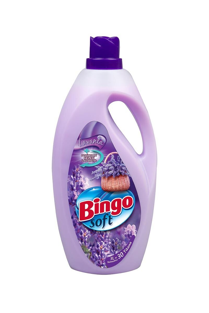 Image for Bingo Soft Yumuşatıcı 3 Lt Lavanta from Bursa