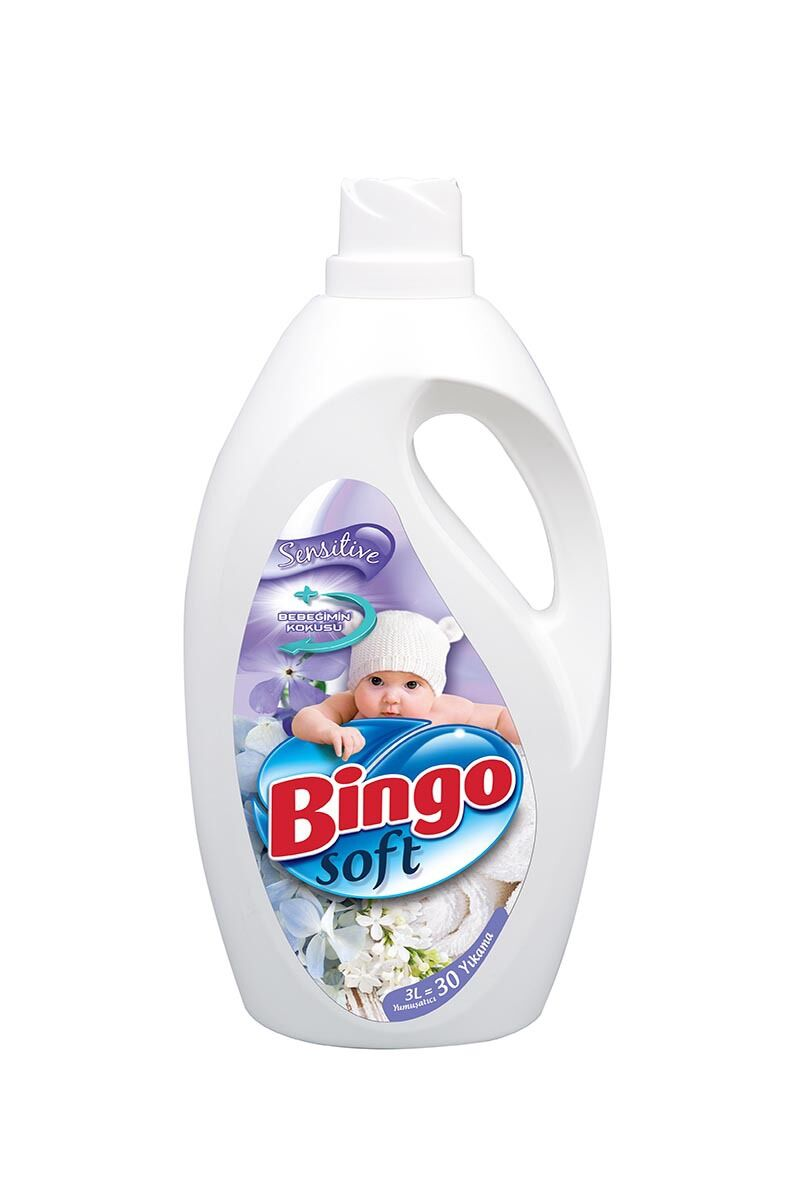Image for Bingo Soft Yumuşatıcı 3 Lt Sensitive from Kocaeli