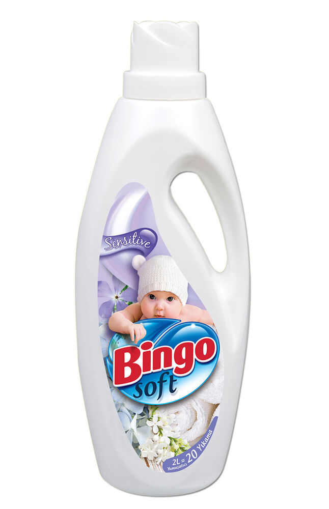 Image for Bingo Soft Yumuşatıcı 2 Lt Sensitive from Kocaeli