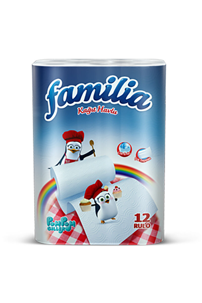 Image for Familia Havlu 12'Li from Bursa