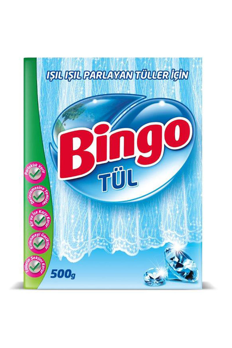 Image for Bingo Tül 500 Gr from Eskişehir