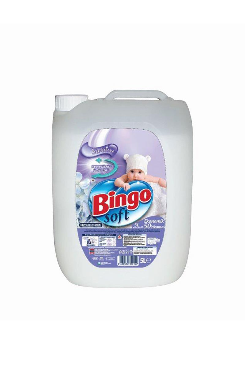 Image for Bingo Soft Yumuşatıcı 5 Lt Sensitive from Bursa