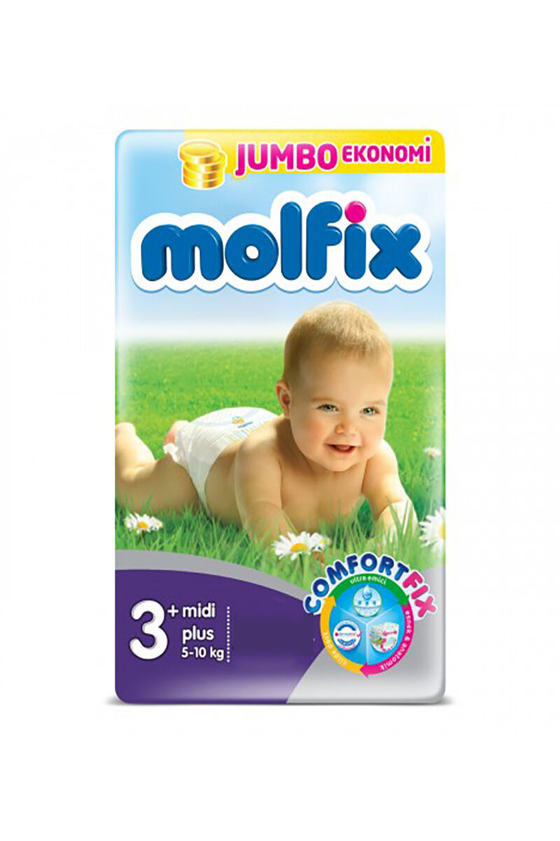 Image for Molfix Bebek Bezi Jumbo Junior 11-18 Kg 36 Ped from Kocaeli