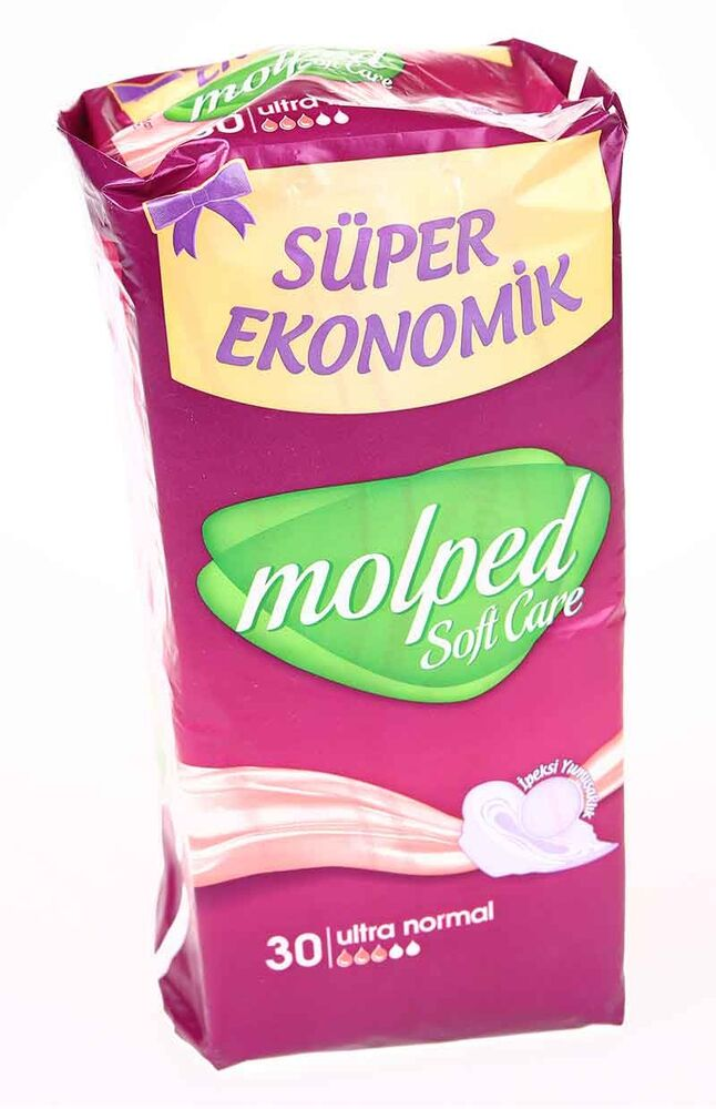 Molped Soft Care Normal Süper Eko