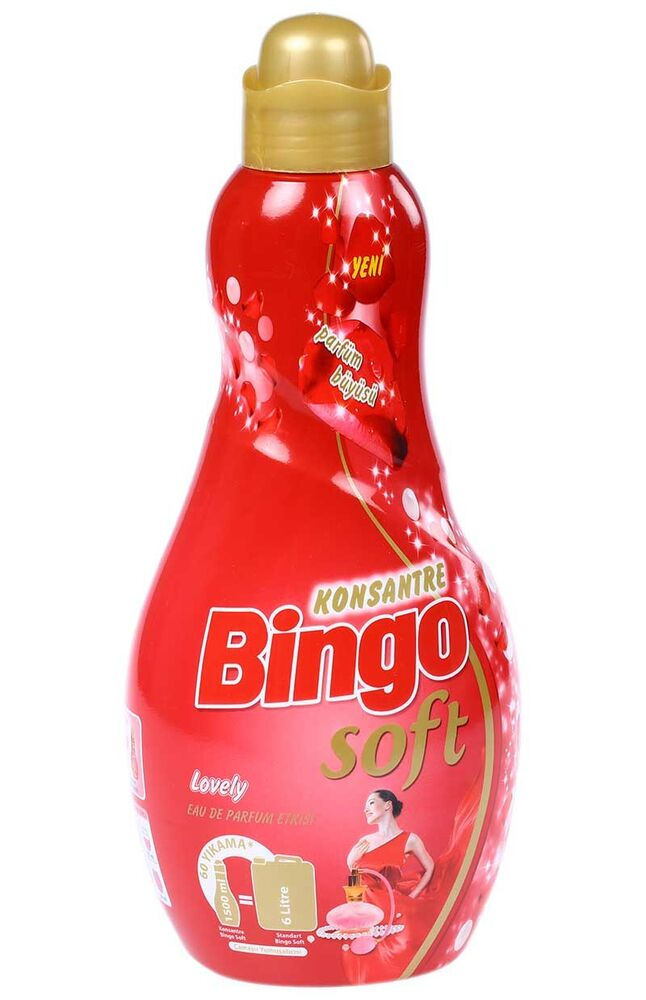 Image for Bingo Soft Yumuşatıcı Konsantre Lovely 1440 Ml from Eskişehir