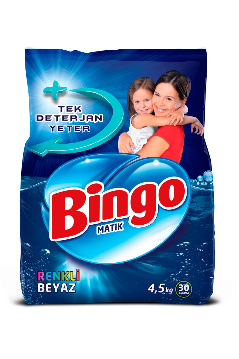 Image for Bingo 4,5 Kg Sensitive from Eskişehir