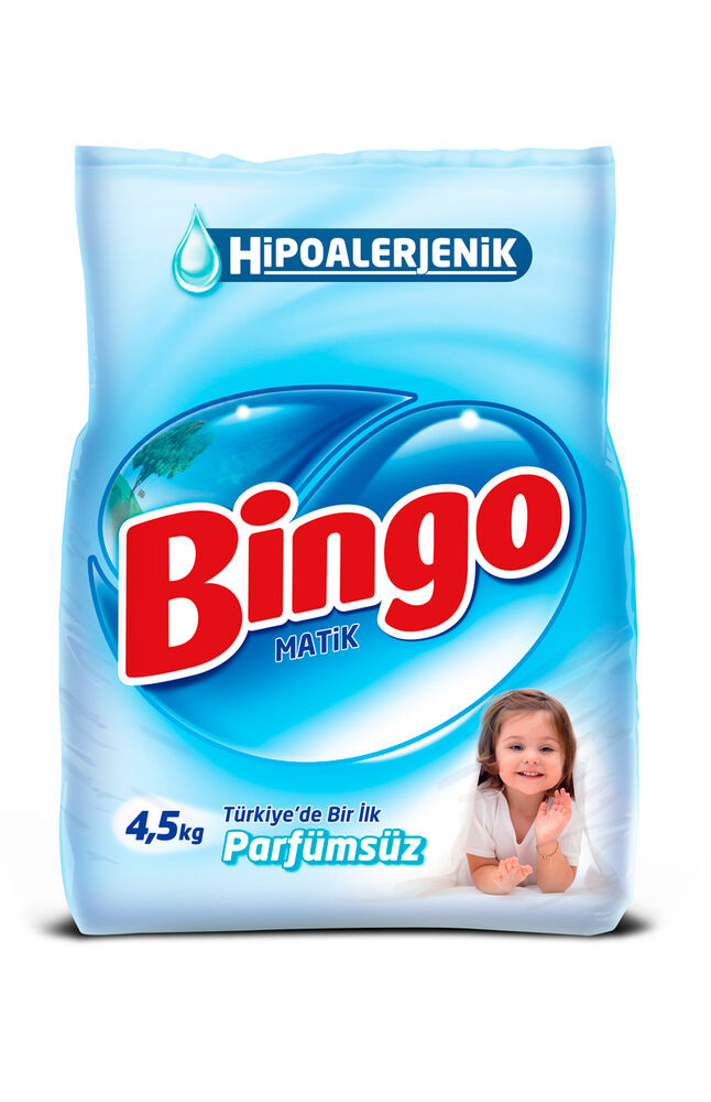Image for Bingo 4,5 Kg Parfümsüz from Bursa