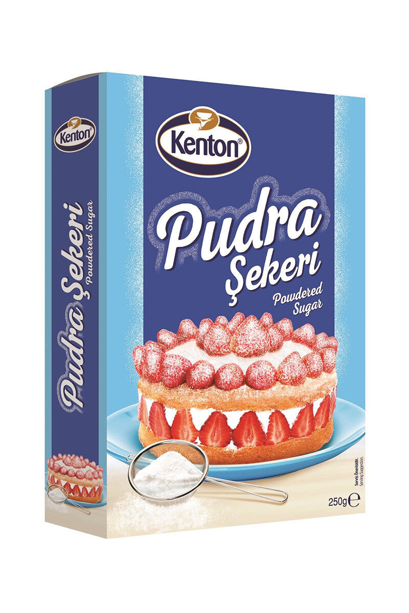 Image for Kenton Pudra Şekeri 250 Gr from Kocaeli