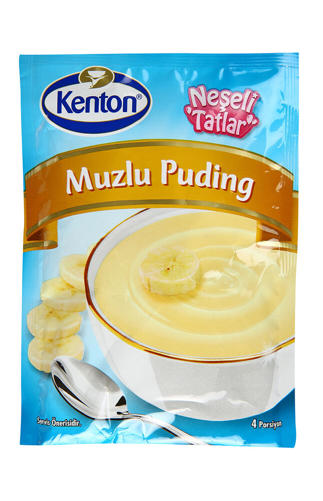 Image for Kenton Puding Muzlu 100 Gr from Kocaeli