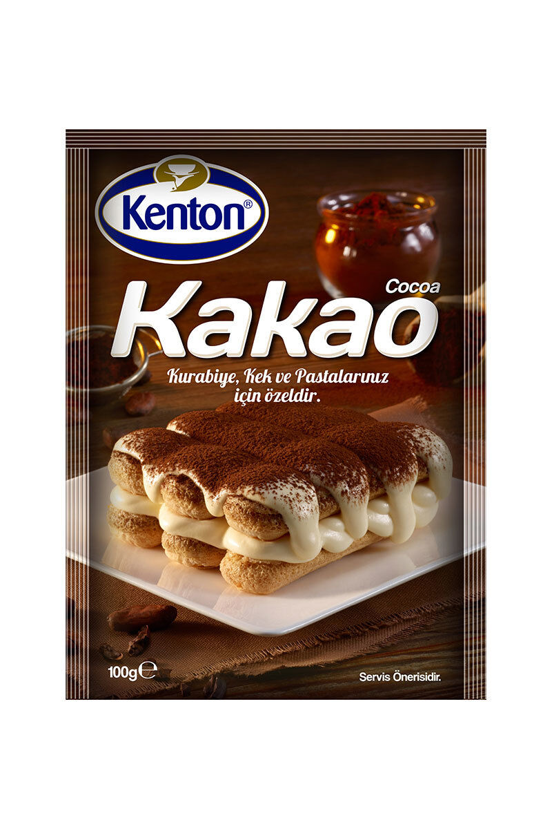 Image for Kenton Kakao 100 Gr from Kocaeli