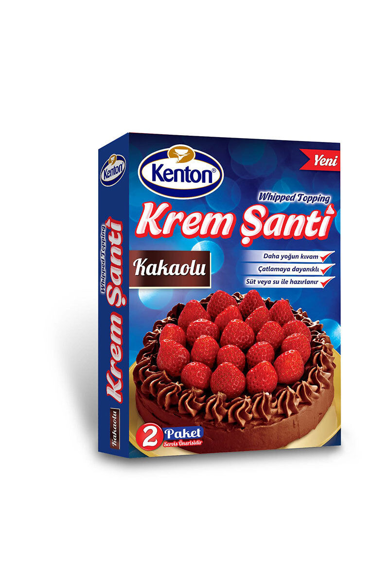 Image for Kenton Krem Şanti 150 Gr Kakaolu from Kocaeli