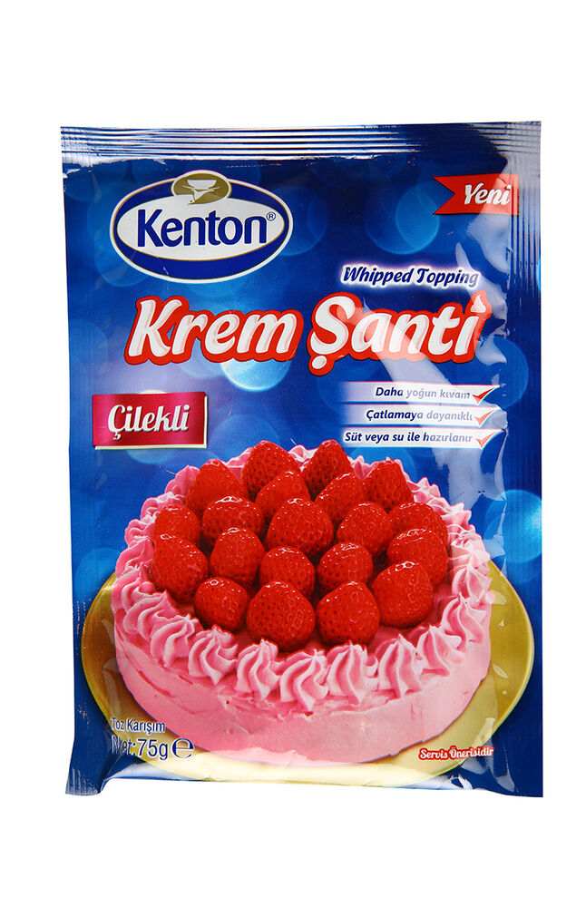 Image for Kenton Krem Şanti 75 Gr Çilekli from Antalya