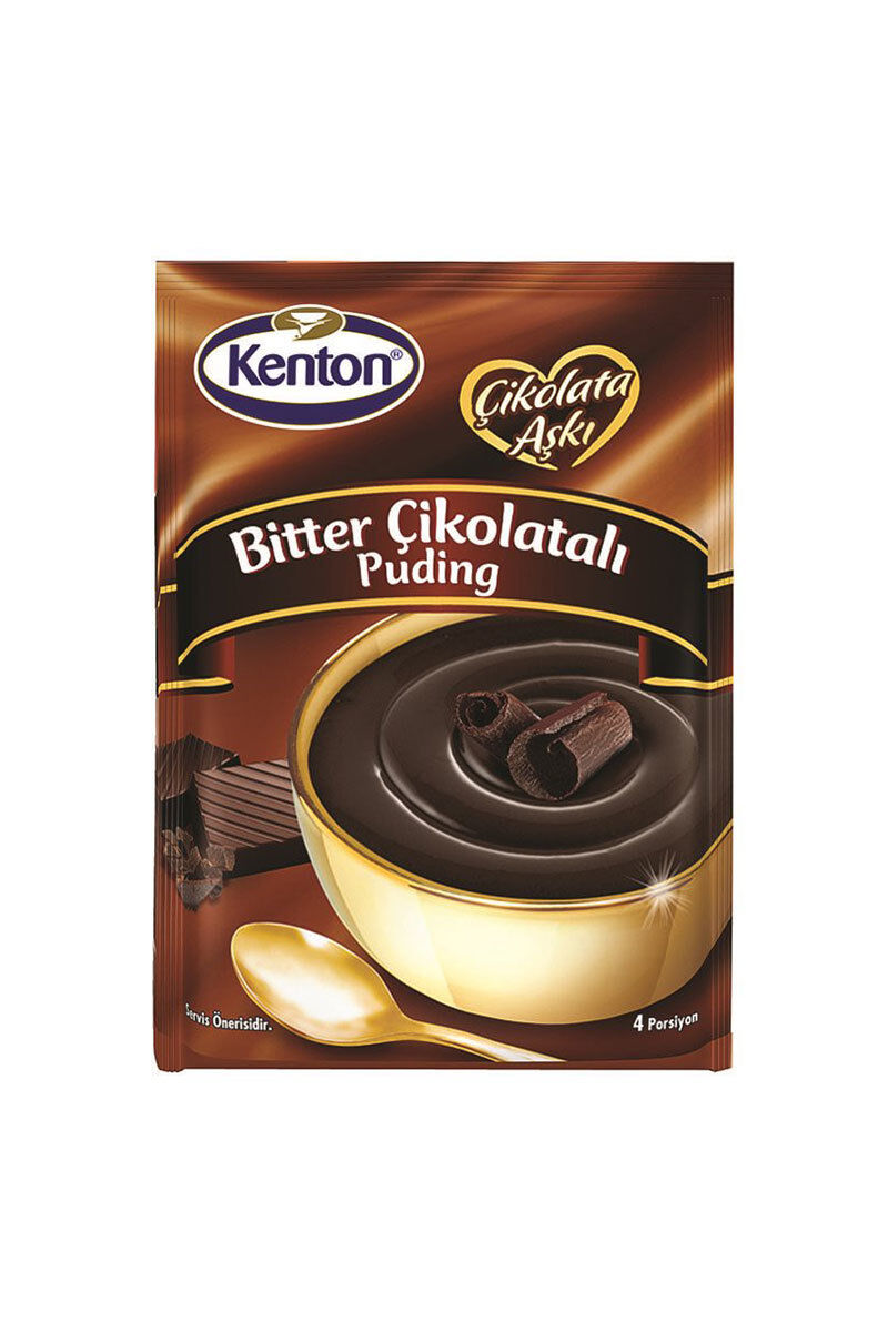Image for Kenton Puding Bitter Çikolatalı 120 Gr from Antalya