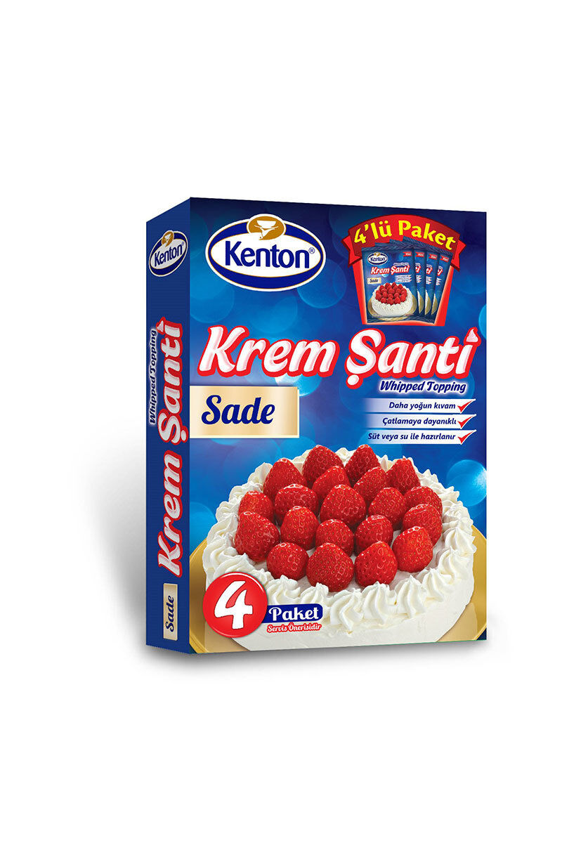 Image for Kenton Krem Şanti 300 Gr from Antalya