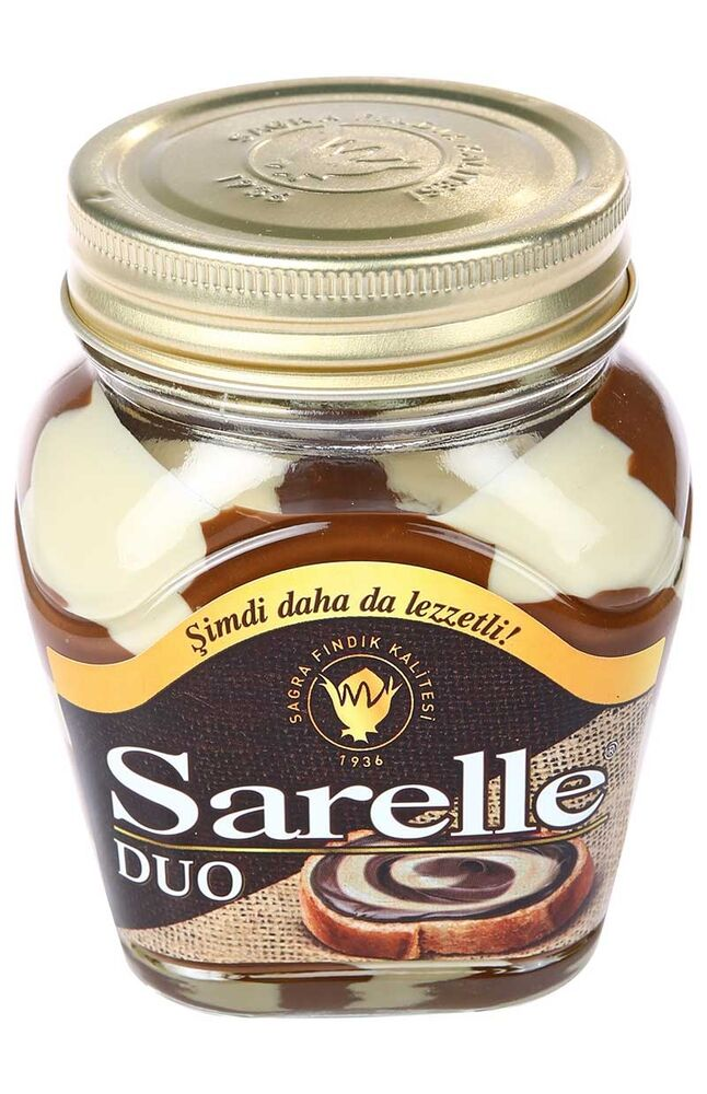 Image for Sarelle Duo 350Gr.Fındık Kreması from Bursa