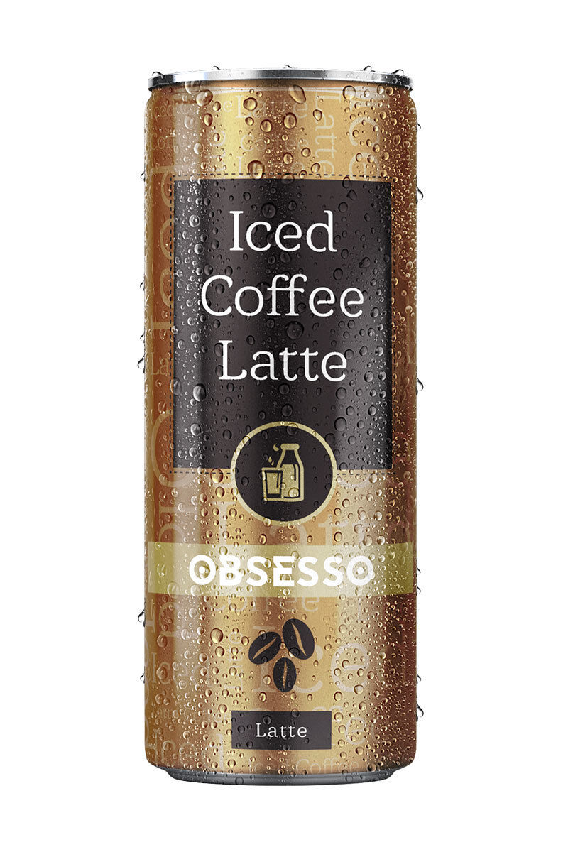 Obsesso Ice Coffee Latte 250 ml
