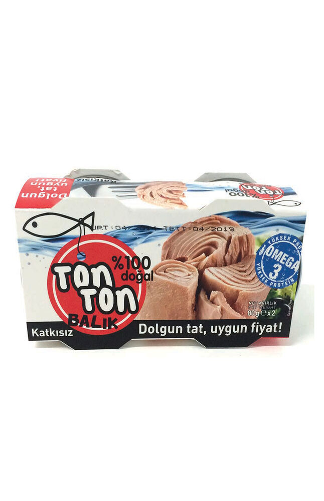 Image for Dardanel Tonton 2X80 Gr Ton Balığı from Bursa