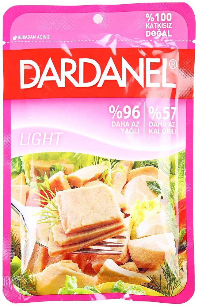 Image for Dardanel Ton Balığı 120 Gr Light Poşet from Bursa