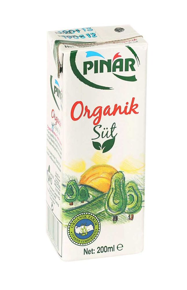 Image for Pınar Süt 200 Ml Organik from Eskişehir