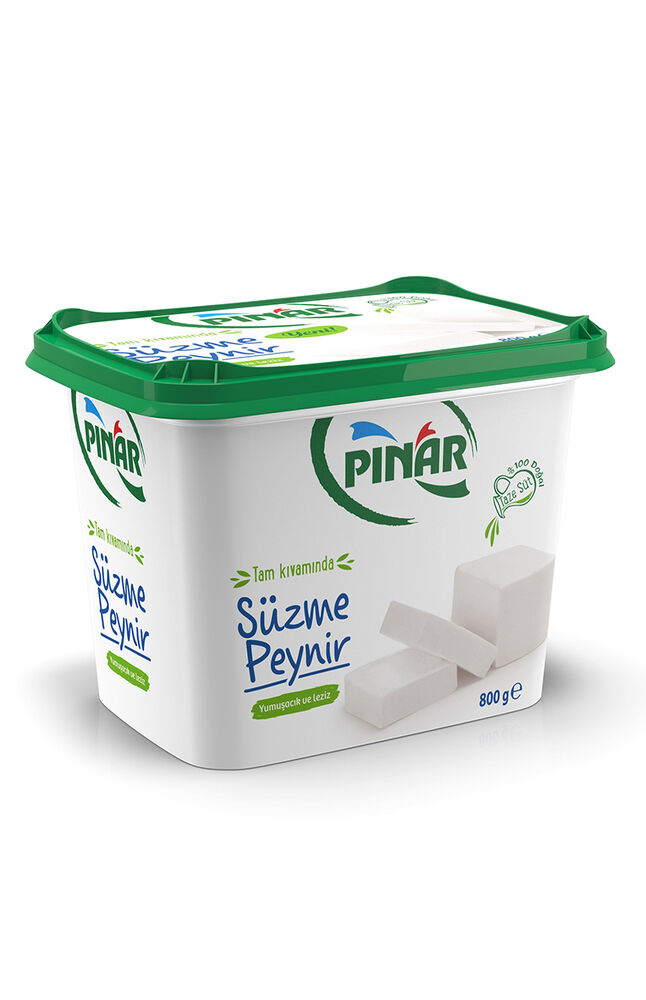 Image for Pınar Süzme Peyniri 800 Gr. from Bursa