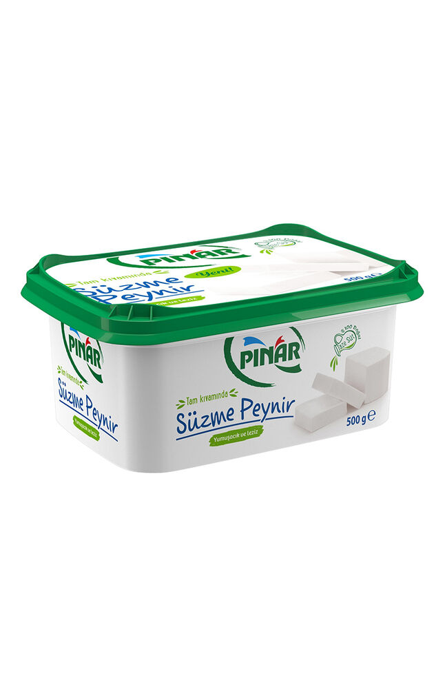 Image for Pınar Süzme Peyniri 500 Gr. from Bursa