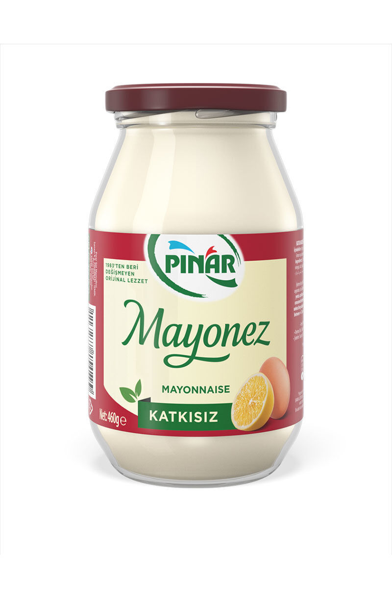 Image for Pınar Mayonez 500 Gr Cam from Antalya