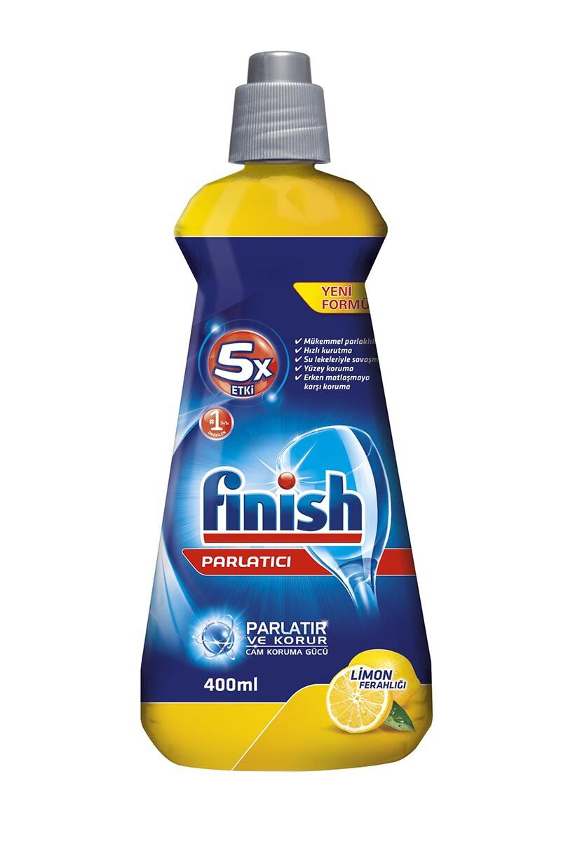 Finish Parlatıcı 400 Ml Limon