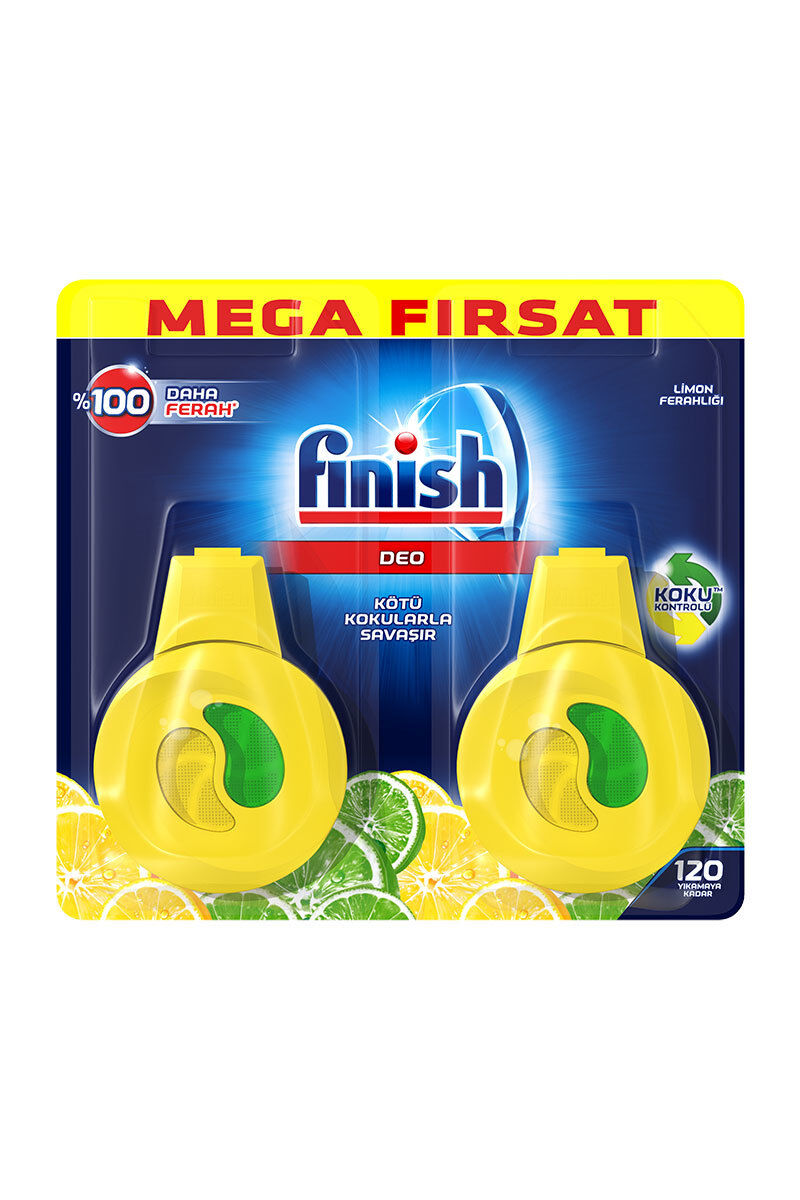 Image for Finish Deo İkili Paket Limon from İzmir