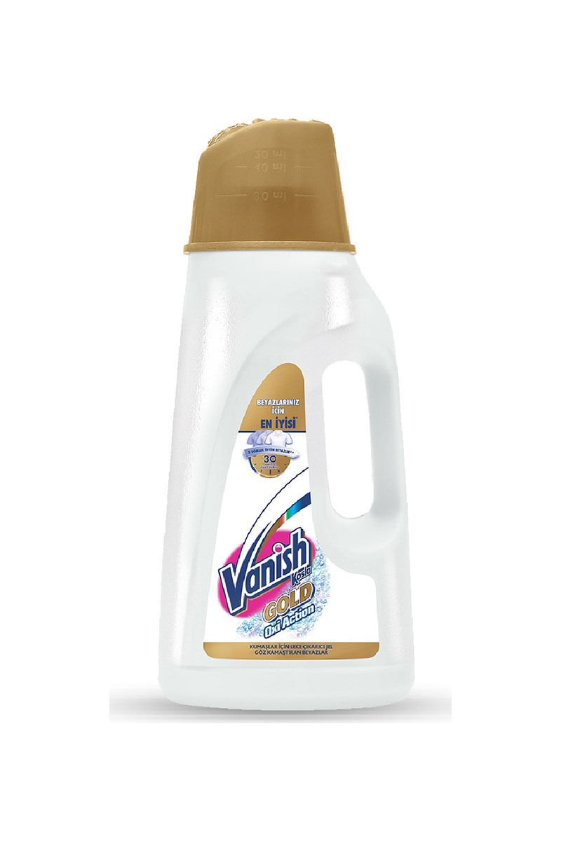 Kosla Vanish Gold Sıvı 900 Ml Beyaz