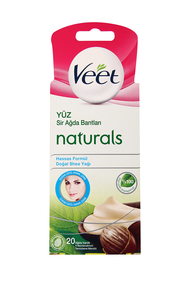 Veet Agda Shea Butter Natural Cws20