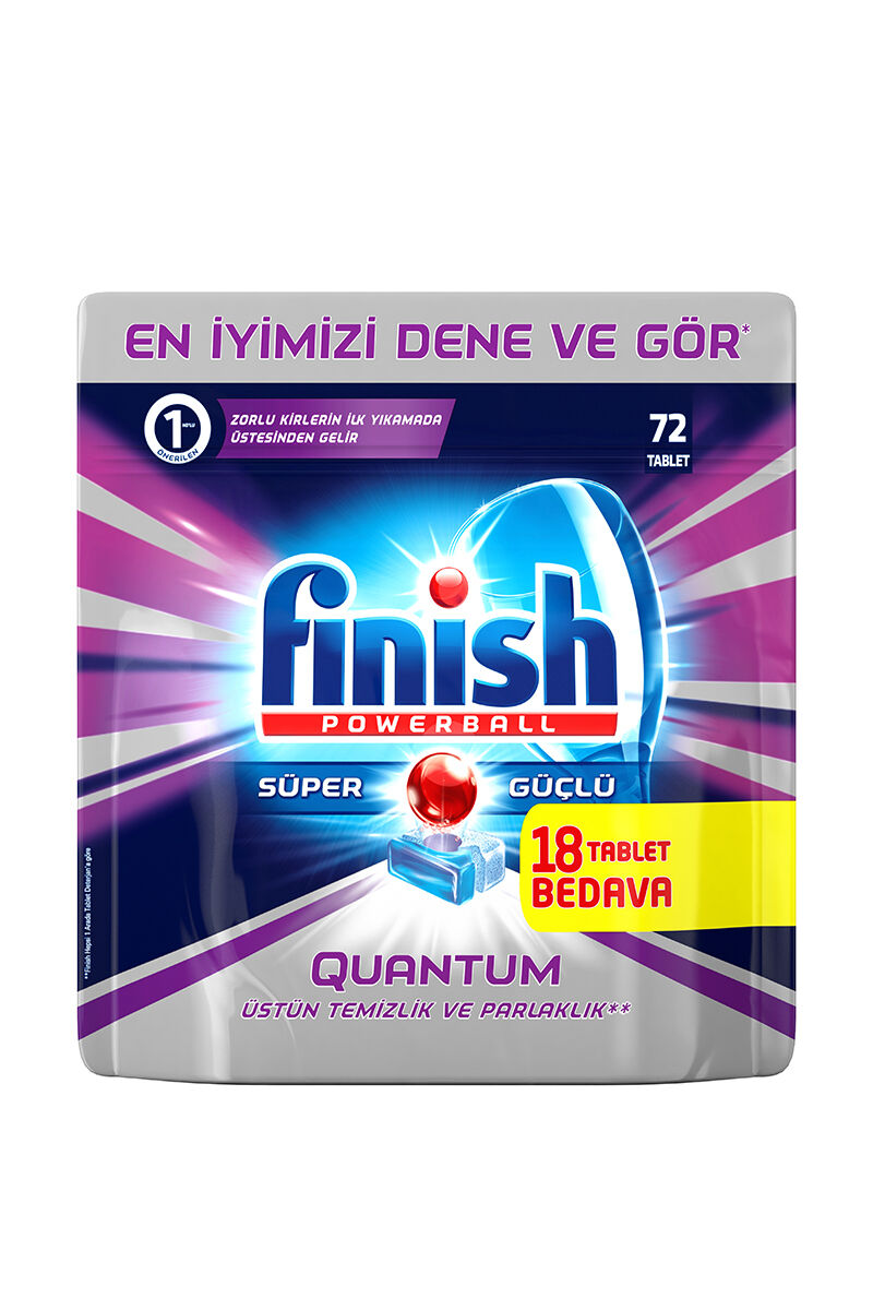 Image for Finish Quantum 72 Li Tablet from Bursa