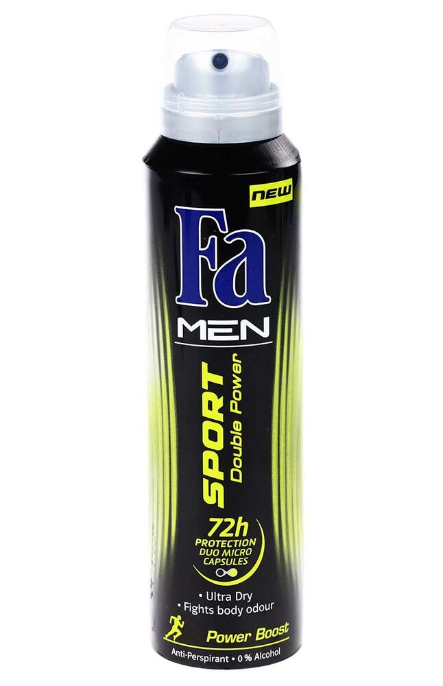Fa Deodorant 150 Ml Bay Sport Double Power