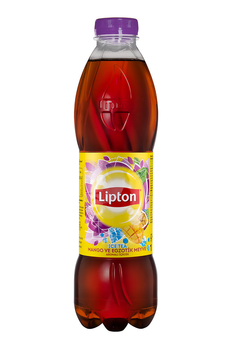 Image for Lıptın Ice Tea 1Lt Mango Exotıc Pet from Eskişehir