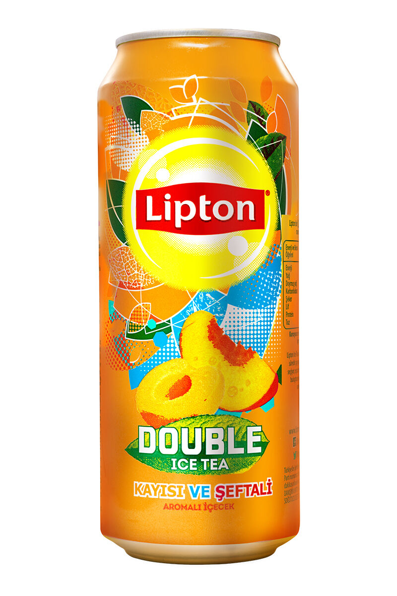 Image for Lipton Ice Tea 500Ml Kutu Kayısı-Şeftali from Antalya
