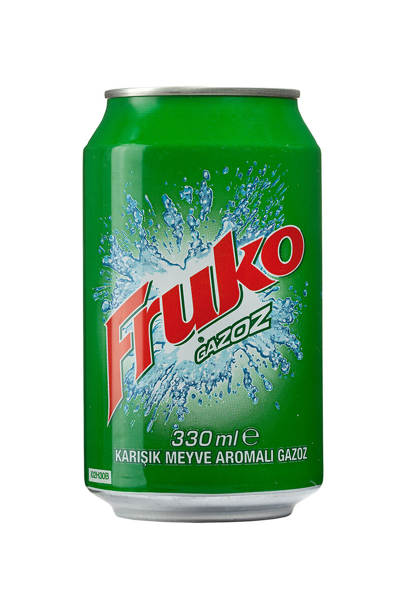 Fruko Gazoz 330Ml