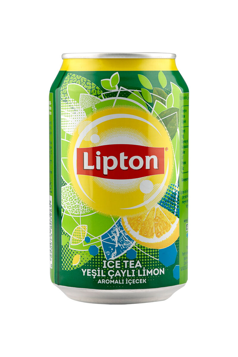 Image for Lipton Ice Tea 330Ml Green from Kocaeli