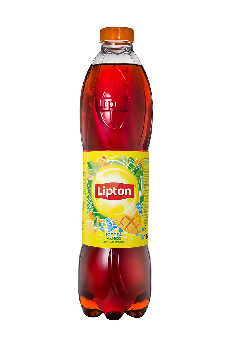 Image for Lipton Ice Tea 1.5 Lt Mango from Antalya