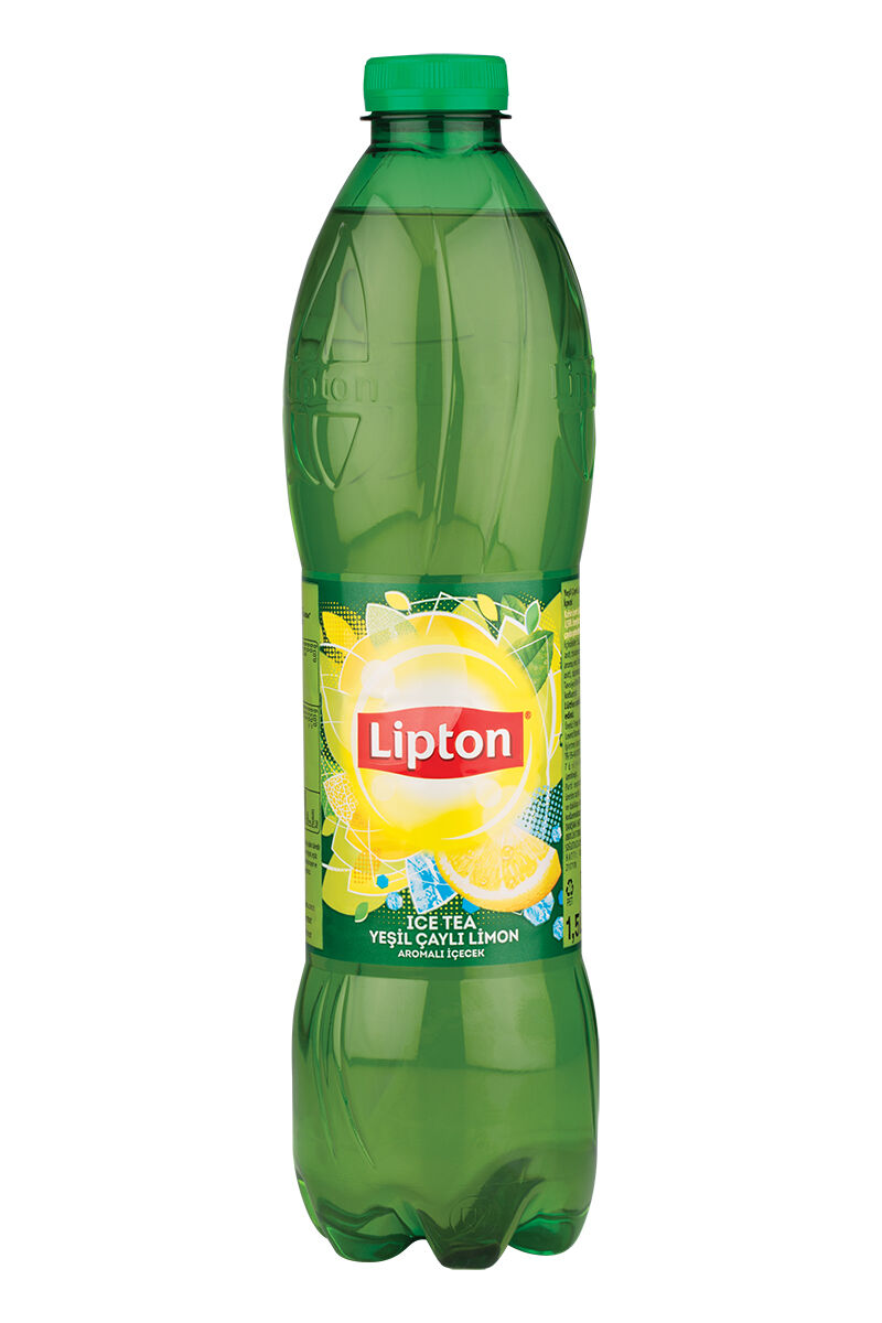 Image for Lipton Ice Tea 1.5 Lt Green from Bursa
